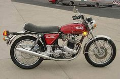 Norton Commando 850  Looks just like my 73 Norton.  I loved that bike.