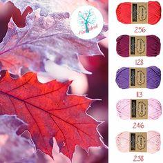 Kleuren Combinatie Catona Katoen 11