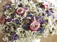dried flowers :)