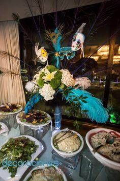1000 images about decoraci n xv on pinterest mardi gras - Decoracion de carnaval ...