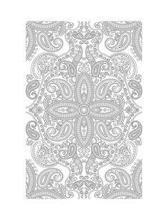 India textile pattern 3