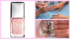 how to do: home manicure / hur man gör: manikyr hemma ♡