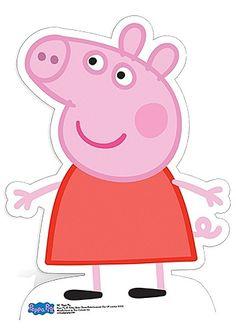 PEPPA PIG CUT OUT