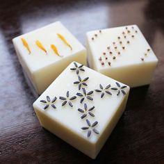 #flower  #soap  #handmadesoap  #手作り石鹸  #herb