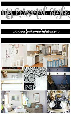 Refashionably Late's Style www.refashionablylate.com