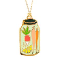 Canning Jar Pendant