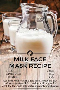Easy Homemade Face Mask Recipes to Make Your Skin Glow Easy Homemade Face Masks, Homemade Facial Mask, Homemade Facials, Homemade Skin Care, Diy Face Mask, Mask For Oily Skin, Skin Mask, Tips And Tricks, Exfoliating Face Scrub