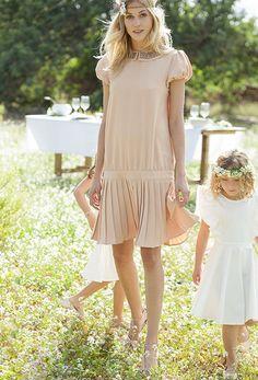 La robe de demoiselle d'honneur Mademoiselle R