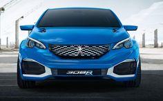 Peugeot 308 R Hybrid: conceito de 500 cavalos em Shanghai   CAR.BLOG.BR - Carros