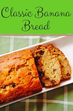 Love banana bread? Try this great easy banana bread recipe that has a bit less butter than most. Perfect for your afternoon tea!