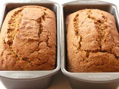 The best pumpkin bread you'll ever taste.