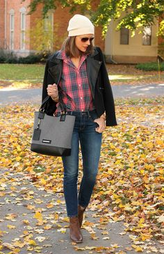 Casual plaid cute flannel outfits, trendy outfits, stylish clothes for wome Winter Mode Outfits, Casual Winter Outfits, Winter Fashion Outfits, Stylish Outfits, Autumn Fashion, Autumn Casual, Women's Fashion, Stylish Clothes, Autumn Outfits