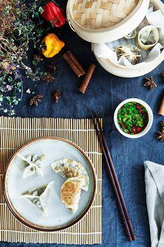 Duck Dumplings Recipe