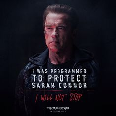 Built to destroy. Programmed to protect. #TerminatorGenisys