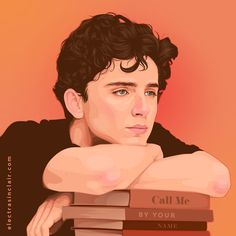 ELECTRA - Call Me By Your Name Facebook • Instagram