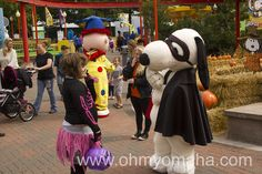 Ride the rides & enjoy Halloween activities during the  The Great Pumpkin Fest at Worlds of Fun in Kansas City, Missouri