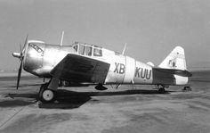 North American P-64 XB-KUU