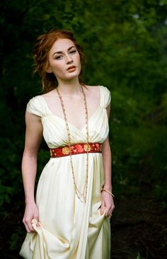 A dress straight from a Jane Austen story by janelle