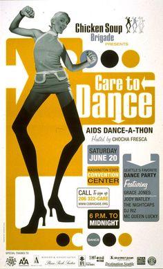 Modern Dog Design: Care to Dance (Chicken Soup Brigade 1998)