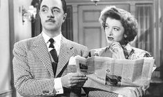 The Thin Man Goes Home. William Powell and Myrna Loy.