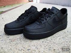 e4ba93a6a9408 Nike Air Force 1 Deconstruct Premium - Black