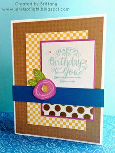 Levels of Light: Birthday Wishes & Annual Inspirations Blog Hop!  confetti wishes