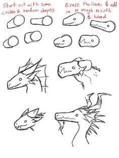 tempestleopard || dragon heads