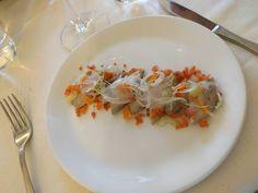 Piatto dello Chef giorgio Cabella