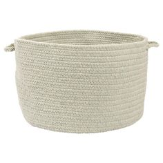 Utility Basket in Misted Green