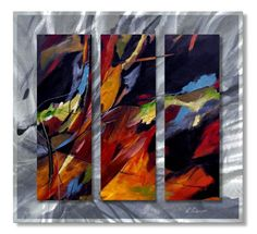 Colors Dance by Ruth Palmer Abstract Wall Art  29 x 315 *** You can get additional details at the image link.
