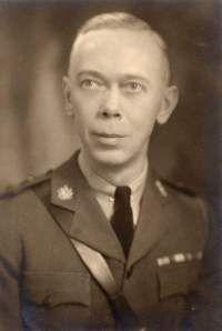 Lieutenant Colonel Percy R. Hampton, ED