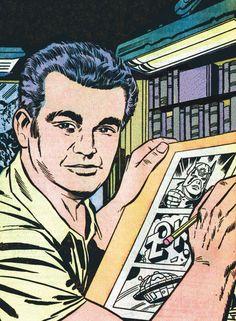 jack-kirby-king-of-comics-2.jpg (882×1200)