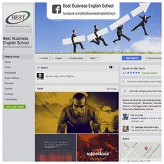 Produção de conteúdo e gerenciamento de rede social   Cliente: Best Business English School   Rede social: facebook.com/BestBusinessEnglishSchool   Exemplos de conteúdos produzidos: 1. facebook.com/BestBusinessEnglishSchool/photos/a.379038068820858.83020.173910672666933/1057496567641668   2. facebook.com/BestBusinessEnglishSchool/photos/a.379038068820858.83020.173910672666933/1057497490974909
