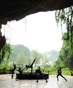 Malaysia Travel Inspiration - Cave in Ipoh