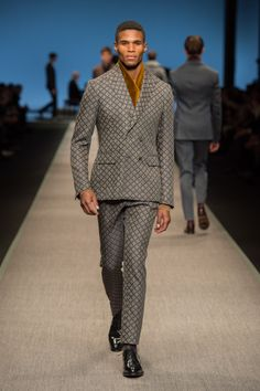 #suit #doublebreasted #canali #canali1934 #mfw #fw14