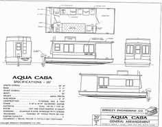 Instant Access to 518 Different Plans - From Small Wooden Boat Plans To Large Sailboat Plans - Free Boat Plans Aluminum Flat Bottom Boats, Aluminum Boat, Free Boat Plans, Wood Boat Plans, Model Boat Plans, Boat Building Plans, Duck Boat Blind, Shanty Boat, Houseboat Living