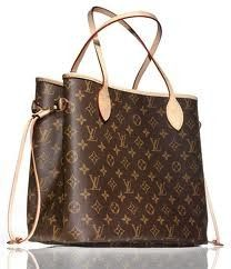 louis vuitton neverfull - love this bag!