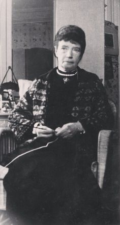 Dowager Empress Maria Feodorovna of Russia.