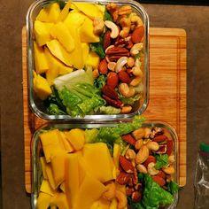 Sherry homemade Muskoka salad. Hahaha Cobb Salad, Homemade, Photo And Video, Instagram, Food, Home Made, Essen, Meals, Yemek