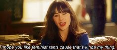 When you read something WRONG on the internet: | The 27 Most Relatable Jessica Day Quotes