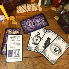 Hey, I found this really awesome Etsy listing at https://www.etsy.com/listing/534297021/wychwood-oracle-fortune-cards-oracle