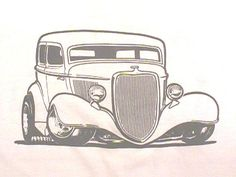 Vintage Hot Rod Art | CARS, New used antique cars, hot rods, custom cars parts, auto racing