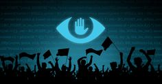 Protest of the Day: Today is 'The Day We Fight Back' Against the NSA's Spying - Internet Trends & News Nsa Spying, The Day Today, Find A Match, Water Pollution, February 11, Le Web, Plantar, Kiss You, Lessons Learned