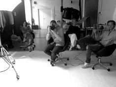 Wild Wool AW13 Photoshoot - Behind the scenes - www.wildwool.no