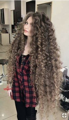 Pin By On Iovely Ladies 3 0 Long Hair Styles Beautiful Long Hair Long Hair Styles Really Long Hair Long 5 Very Long Curly Hair 1168 Styles 2020 Long Curly Hair, Big Hair, Curly Hair Styles, Beautiful Long Hair, Gorgeous Hair, Hairstyle For Girls Video, Coiffure Hair, Really Long Hair, Long Curls