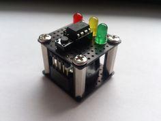 Picture of Arduino decision box V2.0 (Attiny85)