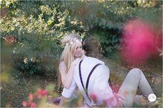 Protea farm, engagement shoot