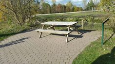 Picknick tafel, Nuenen