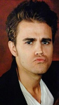 #TVD The Vampire Diaries  Paul Wesley(Stefan)