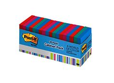 Post-it Notes, 3 x 3-Inches, Jaipur Collection, 18 Pads/C... https://www.amazon.com/dp/B001CJRM36/ref=cm_sw_r_pi_dp_x_75paAbVBGTMQ9